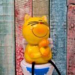 DP BBM Gambar Lucu - Mainan Kucing Lucu
