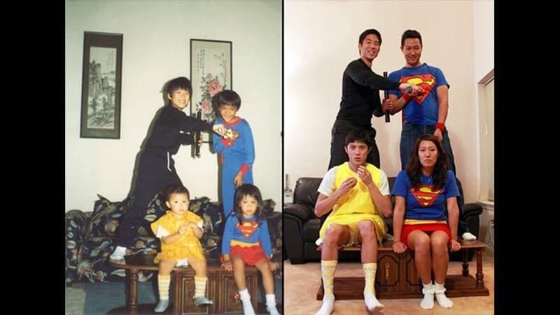 Kumpulan Foto Foto Lucu - Foto Kakak Adik