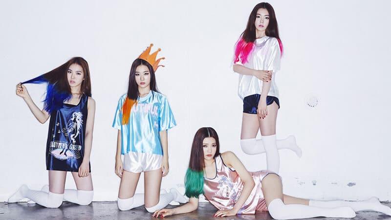 Biodata lengkap Red Velvet - Era Happiness