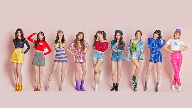 Biodata TWICE Lengkap - Anggota Twice