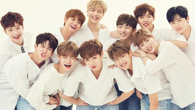 Profil Member Wanna One - Wanna One