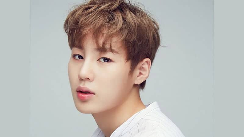 Profil Member Wanna One - Sungwoon
