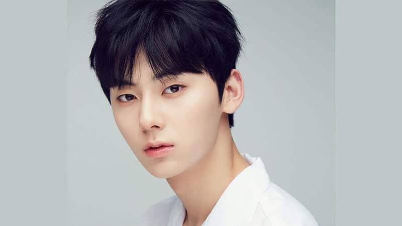 Profil Member Wanna One - Minhyun