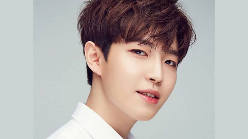 Profil Member Wanna One - Jaehwan