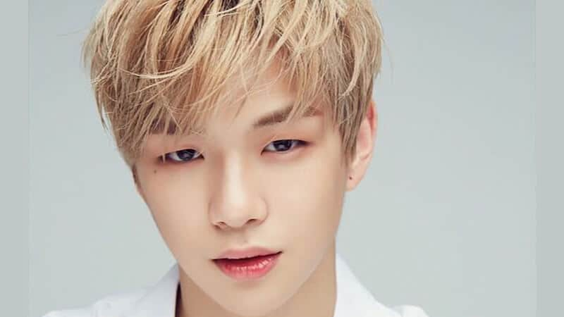 Profil Member Wanna One - Daniel