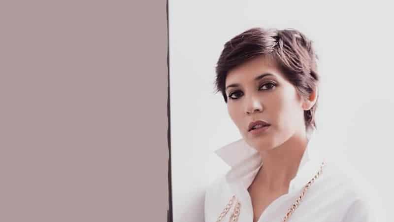 Gaya rambut pendek wanita - Hannah Al Rasyid