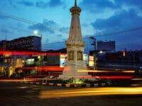 Tempat wisata di Jogja - Tugu Jogja