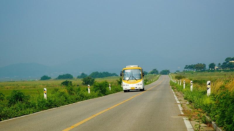Tempat Wisata di Bandung - Bus