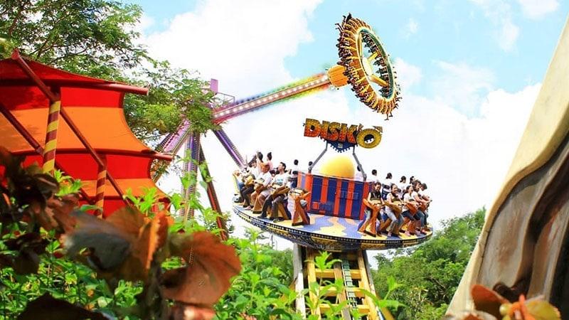Mau Liburan Seru Ke Tempat Wisata Jungleland Sentul Bogor Aja