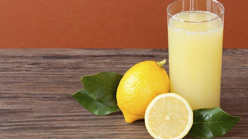 Cara Merawat Rambut Secara Alami - Jus Lemon