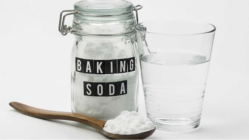 Cara Merawat Rambut Secara Alami - Baking Soda