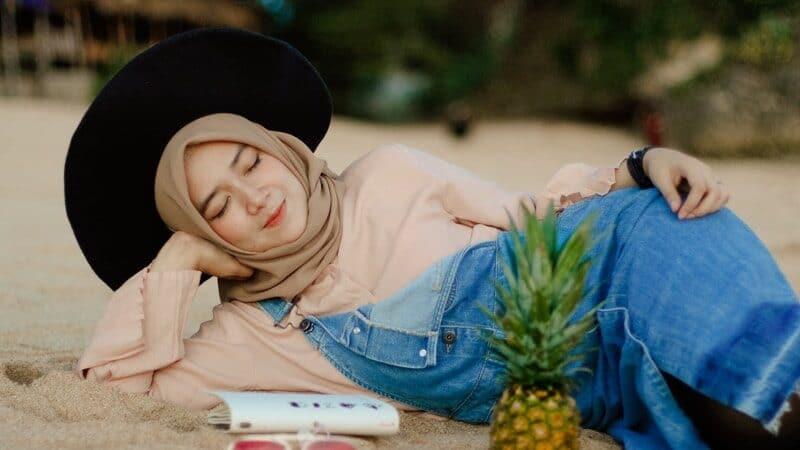 Model model jilbab modern - Cewek berjilbab