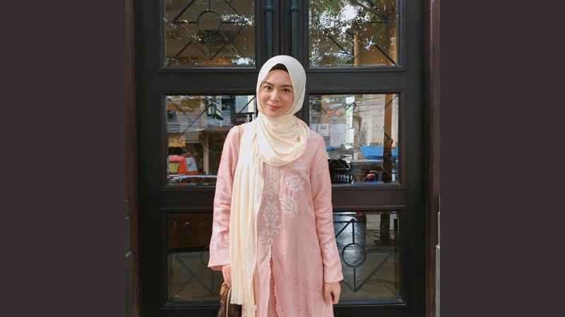 Model model jilbab modern - Ayana Jihye