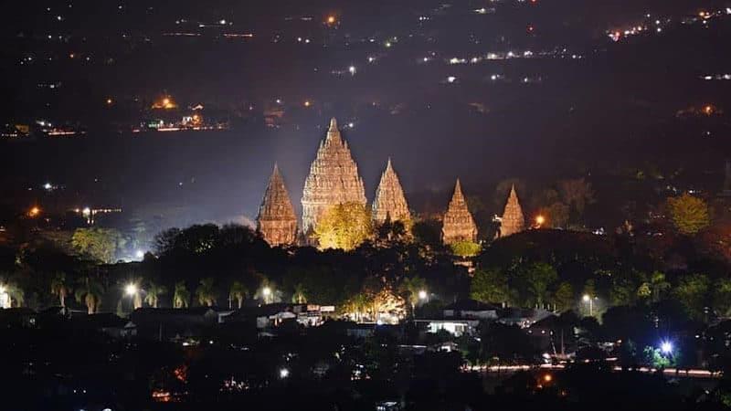 Tempat wisata Candi Prambanan - Candi Prambanan