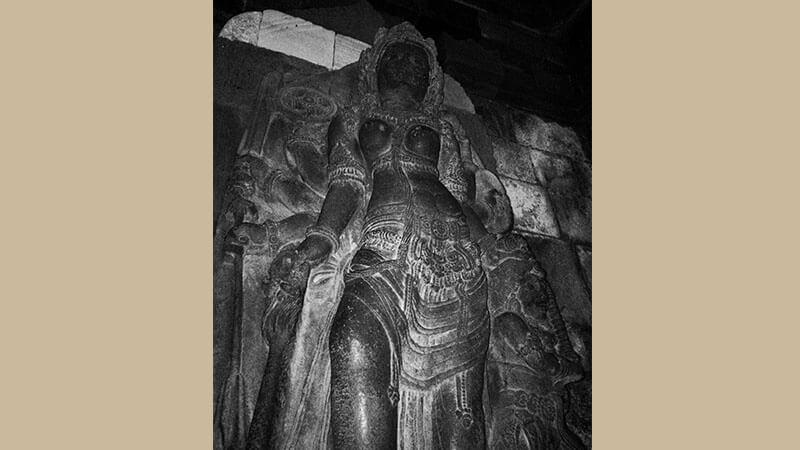 Tempat wisata Candi Prambanan - Arca Durga