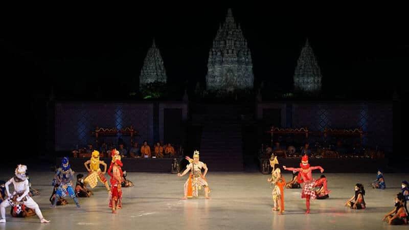 Tempat wisata Candi Prambanan - Sendratari Ramayana