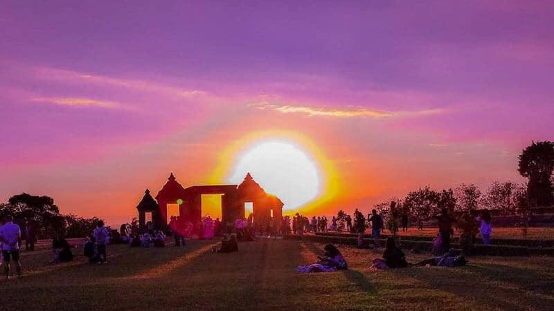 Tempat wisata Candi Prambanan - Ratu Boko