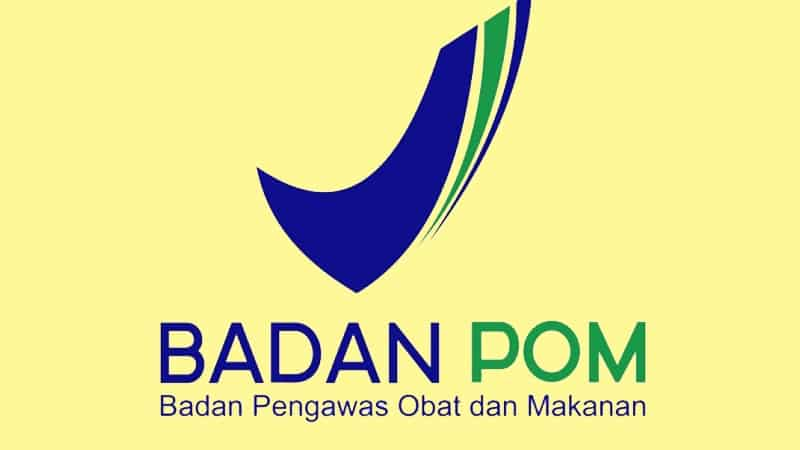 Ciri CIri Cream Pemutih Wajah Berbahaya - Logo BPOM