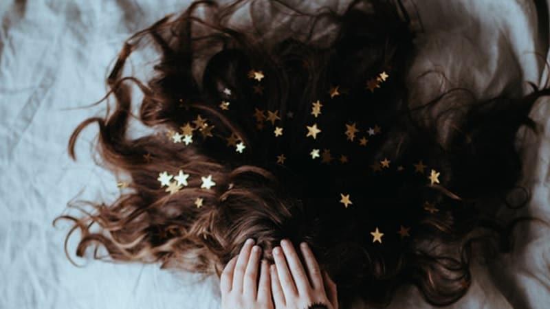 Shampo Anti Ketombe Paling Ampuh - Rambut Bertabur Bintang