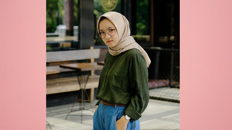 Model Fashion Hijab Modern - Nissa Sabyan