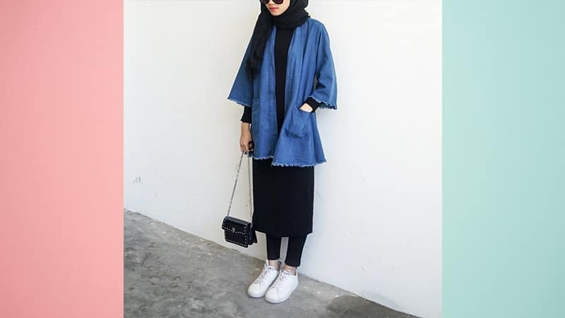 Model Fashion Hijab Modern - Firaa Assagaf