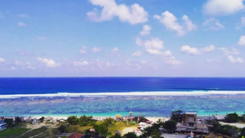 Wisata Pantai Pandawa Bali - Pantai Pandawa Bali