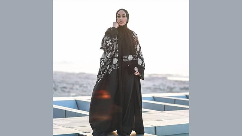 Model Baju Gamis Pesta - Mariah Idrissi