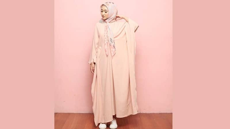 Model Baju Gamis Modern - Dian Pelangi