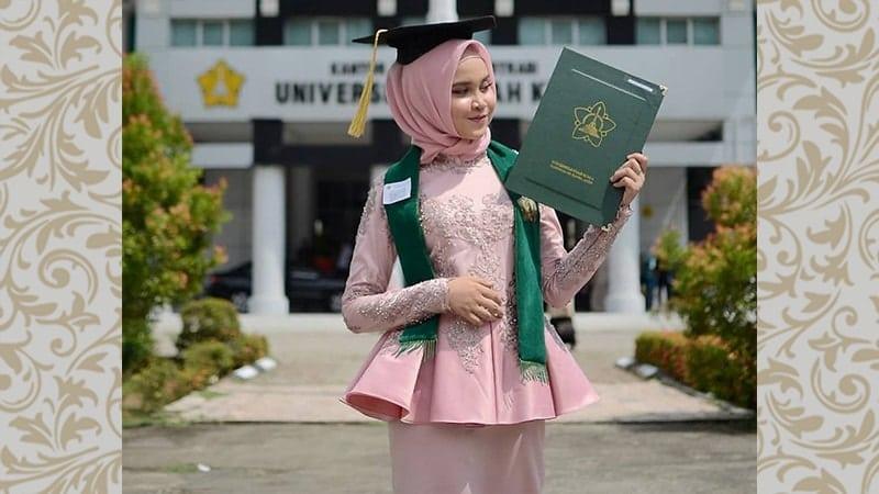 Model Kebaya Muslim Modern - Kebaya Peplum