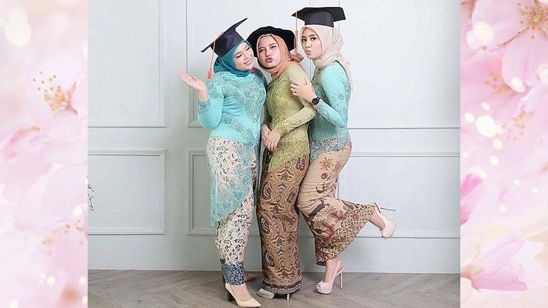 Baju Kebaya Modern untuk Pesta - Kebaya Modern Muslimah