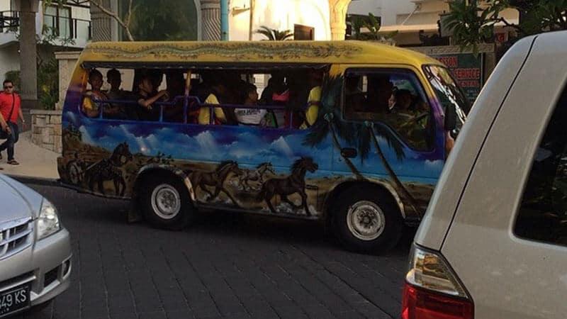 Tempat wisata di Bali - Komotra