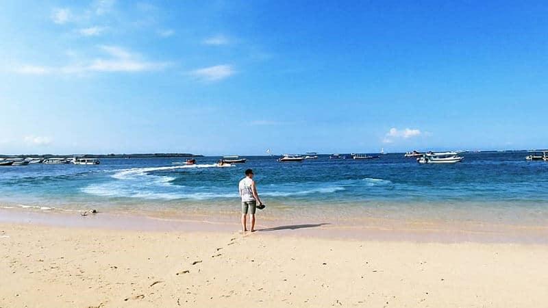 Tempat wisata Bali - Tanjung benoa
