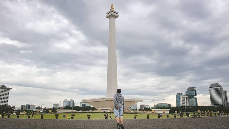 Tempat Wisata di Jakarta - Monas