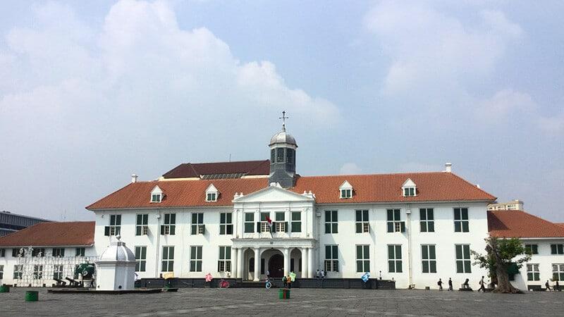 Tempat Wisata di Jakarta - Museum Fatahillah