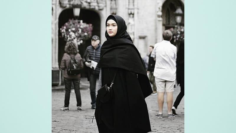 Model Baju Gamis Syari - Puteri Hasanah Karunia