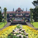 Taman Bunga Nusantara Cianjur - Bangunan Utama
