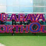Wisata Surabaya North Quay - Logo SQN