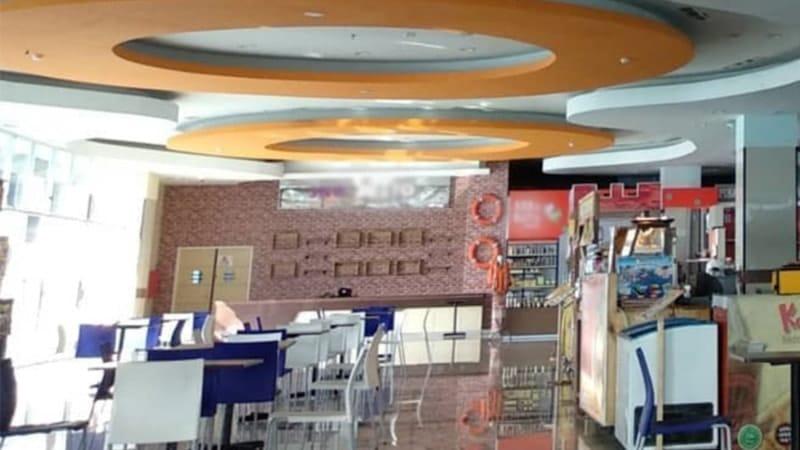 Wisata Surabaya North Quay - Foodcourt