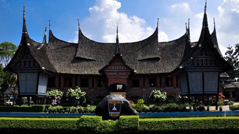 Taman Mini Indonesia Indah - Rumah Minang