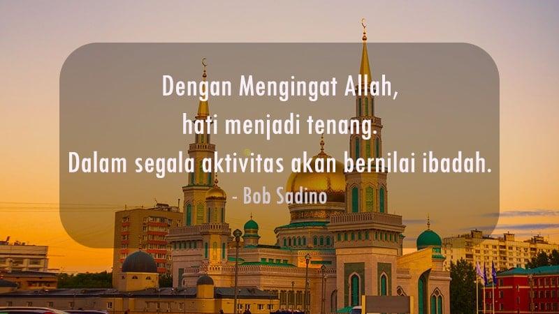 Kata-Kata Inspiratif Islami - Bob Sadino