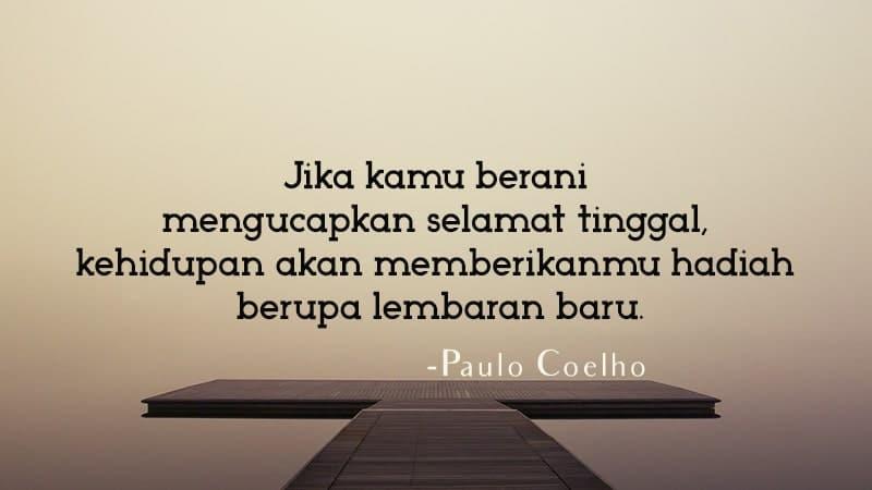 Kata-Kata Galau Sedih - Paulo Coelho
