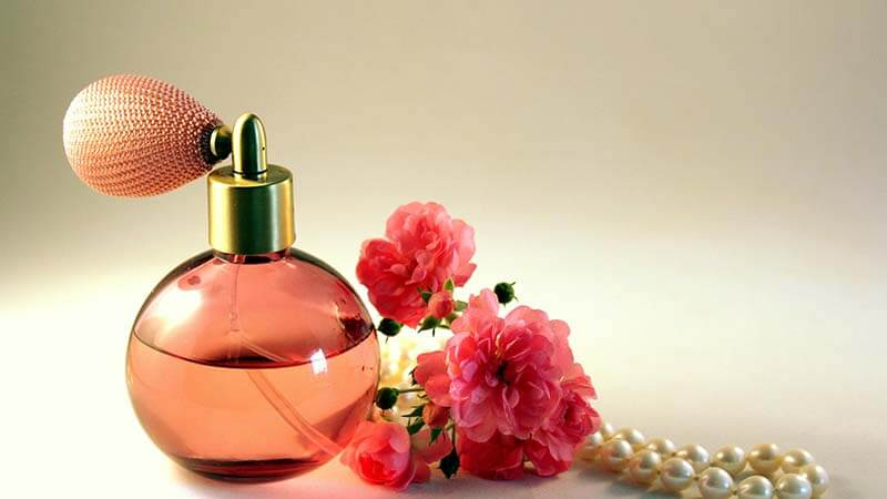 Bunga Mawar - Parfum