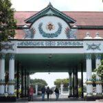 Wisata Keraton Yogyakarta - Pintu Masuk