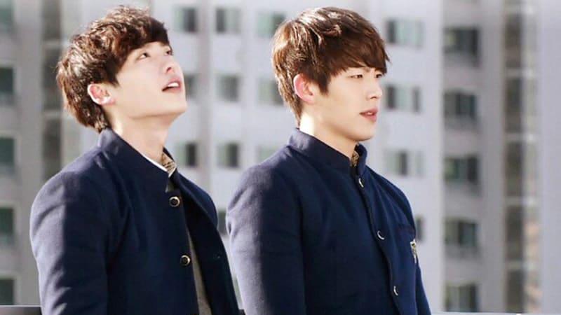 Drama Lee Jong Suk - School 2013