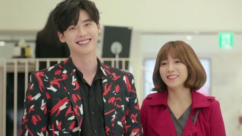 Drama Lee Jong Suk - Seven First Kisses