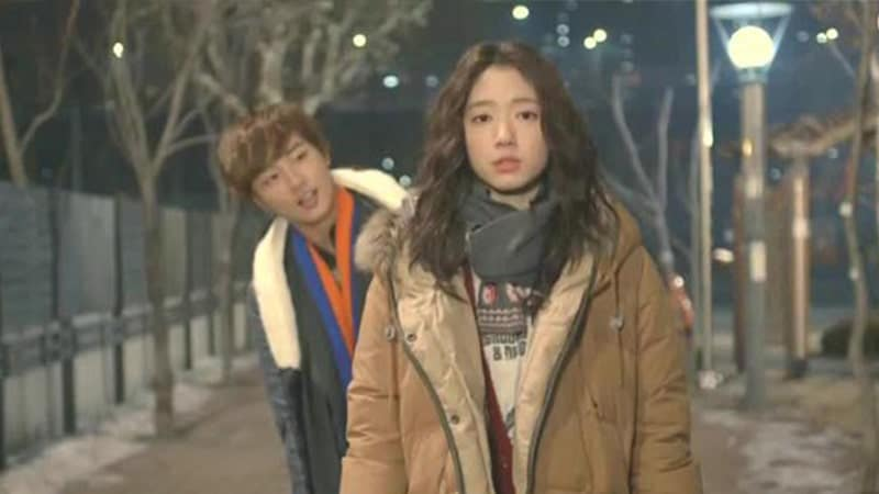 Judul Drama Park Shin Hye - Flower Boy Next Door