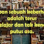 Contoh Motto Hidup Mahasiswa - Anonim