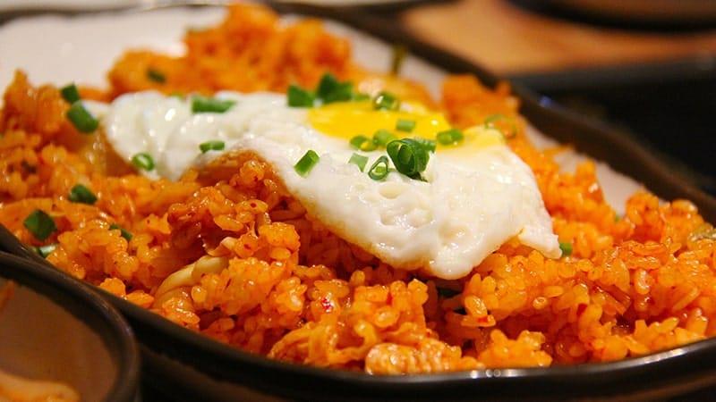 Resep Nasi Goreng - Nasi Goreng Telur