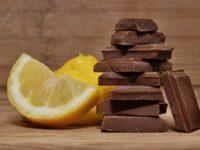 Sejarah Coklat - Coklat dan Jeruk