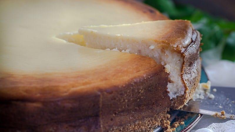 Cara Membuat Cheese Cake - Cheese Cake ala Jerman